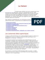 La liaison FRENCH.doc