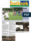 050823 Outlook Newspaper, 23 August 2005, United States Army Garrison Vicenza, Italy