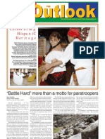 051004 Outlook Newspaper, 4 October 2005, United States Army Garrison Vicenza, Italy