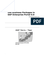 How to Use Business Packages in SAP Enterprise Portal 6.0.pdf