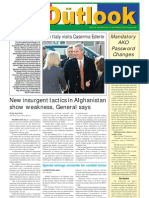 051213 Outlook Newspaper, 13 December 2005, United States Army Garrison Vicenza, Italy