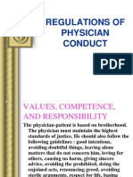 REGULATIONS OF PHYSICIAN AND REGULATONS OF MEDICAL PROCEDURES.ppt