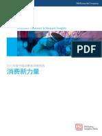 2011_McKinsey_中国消费力报告