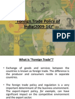 indias foreign trade policy.pptx