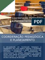 Pós-graduação em Coordenação Pedagógica e Planejamento - Grupo Educa+ EAD
