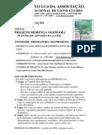 PROJETO MORINGA DISTRITO LC4 DE LIONS CLUBES 2012.pdf