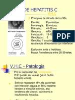 Hepatitis C Clase