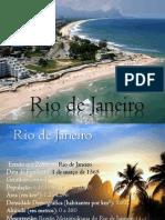 Apresentação RIO - Paula e Hilaziane (4º PERÍODO)