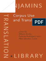 Corpus Use and Translating