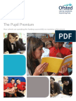 the pupil premium - how schools are spending the funding