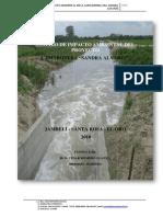 Estudio de Impacto Ambiental Del Proyecto en La Camaronera ''Sandra Alvarez'' - Julio 2010