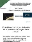 01 - Inicio de la Celula - Andres.ppt