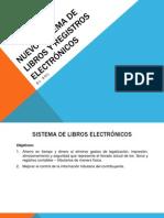 Nuevo Sistema de Libros y Registros Electrónicos