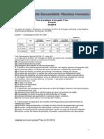 Teste de avaliação 11ºano-versão B