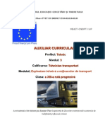 Exploatarea tehnica a mijloacelor de transport.doc