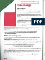 Tok - Essay Advice - Oxford University.pdf