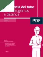Deserti y Perez_relevancia Del Tutor en Los Programas a Distancia
