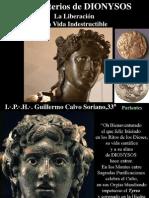 Los Misterios de Dionysos, La Liberación y la Vida Indestructible.