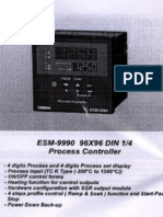 Manual EMKO ESM - 9990