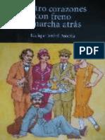 Cuatro Corazones Con Freno y Marcha Atras Enrique Jardiel PoncelaC