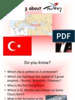 turkiye presentation