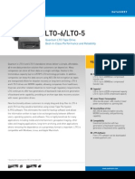 LTO-6_LTO-5 Tape Drive Datasheet [DS00457A]
