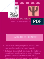 Factores de Herzberg