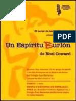 Un Espiritu Burlon(c.1) - Noel Coward