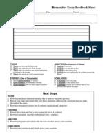 Humanities Essay Feedback Sheet.docx