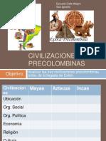 Civilizacionesprecolombinas Clase