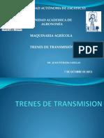 Trenes de Transmision
