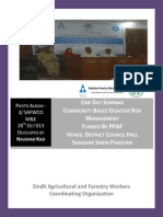 Photo Album Seminar- Community Based Disaster Risk Management Sanghar By Naushad Kazi.pdf