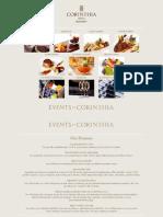 Corinthia Hotel Budapest Banqueting Kit