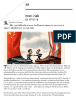 FT (2013) Obama and Xi