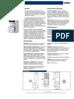 Simplex 1000 Spec Sheet Spanish
