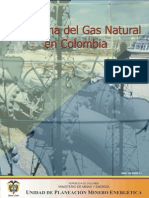 La Cadena Del Gas Natural en Colombia