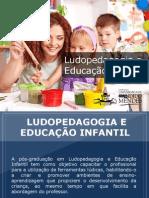 Pós-graduação em Ludopedagogia e Educação Infantil - Grupo Educa+ EAD
