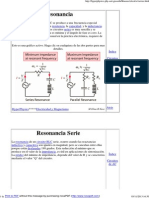 Resonant RLC Circuits