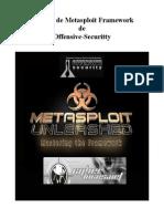 Manual de Metasploit Unleashed