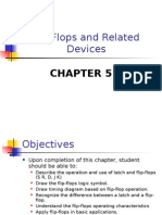 Flip-Flops and Related Devices CHAPTER 5