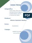 Analisis Funcional de Una Oficina