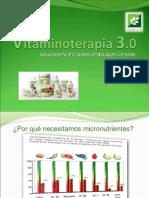 Vitaminoterapia 3.0 (Luis Collantes)