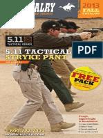 U. S. Cavalry Fall 2013