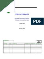 Manual Ope U-21