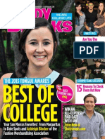 Study Breaks Magazine, November 2013, SM