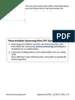 Manual Samsung Galaxy Pocket