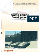 1.2. Game Engine Architecture Overview