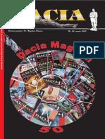 Dacia Magazin Nr 50