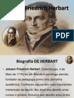 Apresentação Herbart