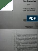 Pavimentos. Tomo 1. Fundamentos teoricos. Guias para el diseño - Fernando Sanchez Sabogal